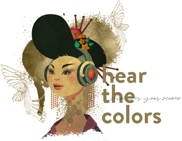 Hear the colors