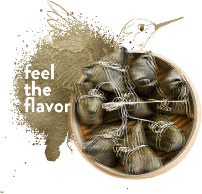 Feel the Flavor